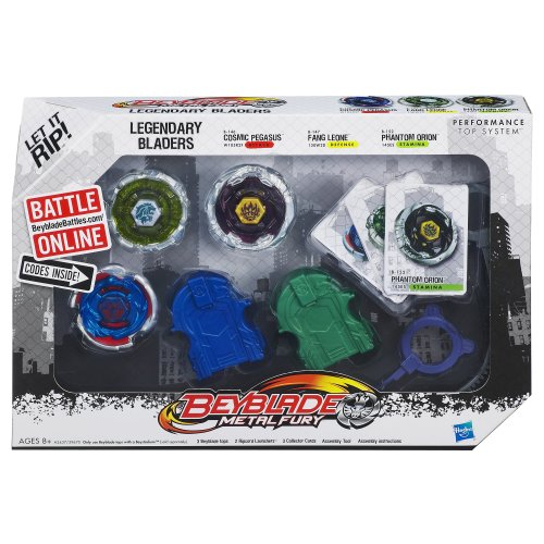 beyblade metal fury performance top system legendary
