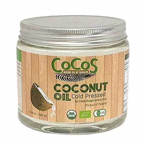 Fractionated Coconut Oil. USDA Organic Coconut Oil. Best for skin. (Nine Naturals Conditioner)