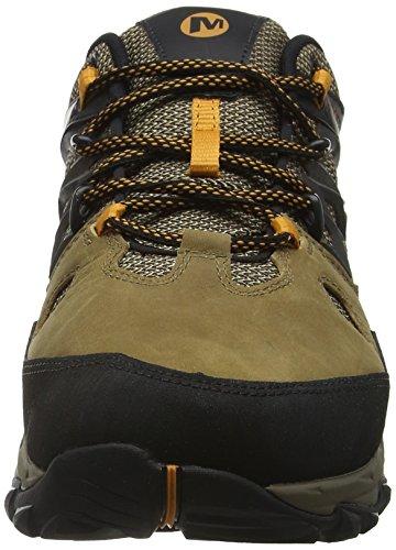 Homme Chaussures Out Randonnée GTX 2 Basses All Sand Blaze Marron Merrell de qwXZgzx