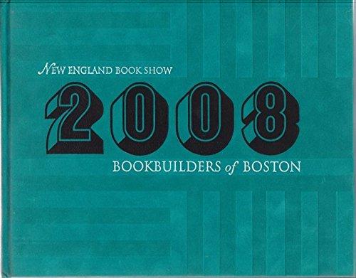 New England Book Show, 2008