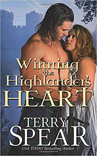 Winning The Highlanders Heart Terry Spear 9781544961675 Amazon