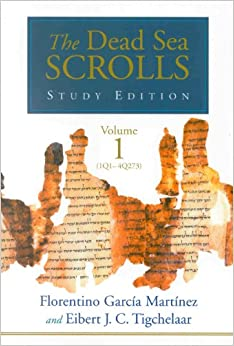 """""TOP"""" The Dead Sea Scrolls Study Edition-Two Vol. Set (Vol 1 & 2). ahole major imparten porteria newly Electric Stock"