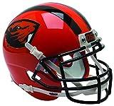 Schutt NCAA Oregon State Beavers On-Field Authentic XP Football Helmet, Orange Alt. 5