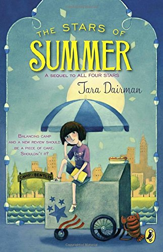 Summer Four (The Stars of Summer: An All Four Stars Book)