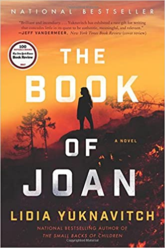 The Book of Joan: A Novel by Lidia Yuknavitch