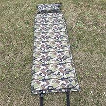 Camp Bedding Air Mattresses - 183x57x2.5cm Self Inflatable Air Mattress Camping Moisture Proof Pad Sleeping Mat - Camouflage