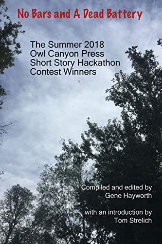 No Bars and a Dead Battery: The Summer 2018 Owl Canyon Press Short Story Hackathon Contest Winners