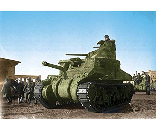 M3 Lee US Medium Tank - Model Kit, used for sale  Delivered anywhere in USA
