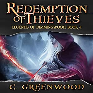 Redemption of Thieves Audiobook