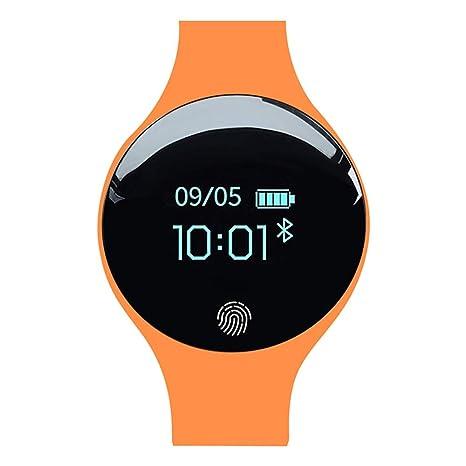 MKAI-Smartwatch Relojes Inteligentes para Teléfonos Celulares con ...
