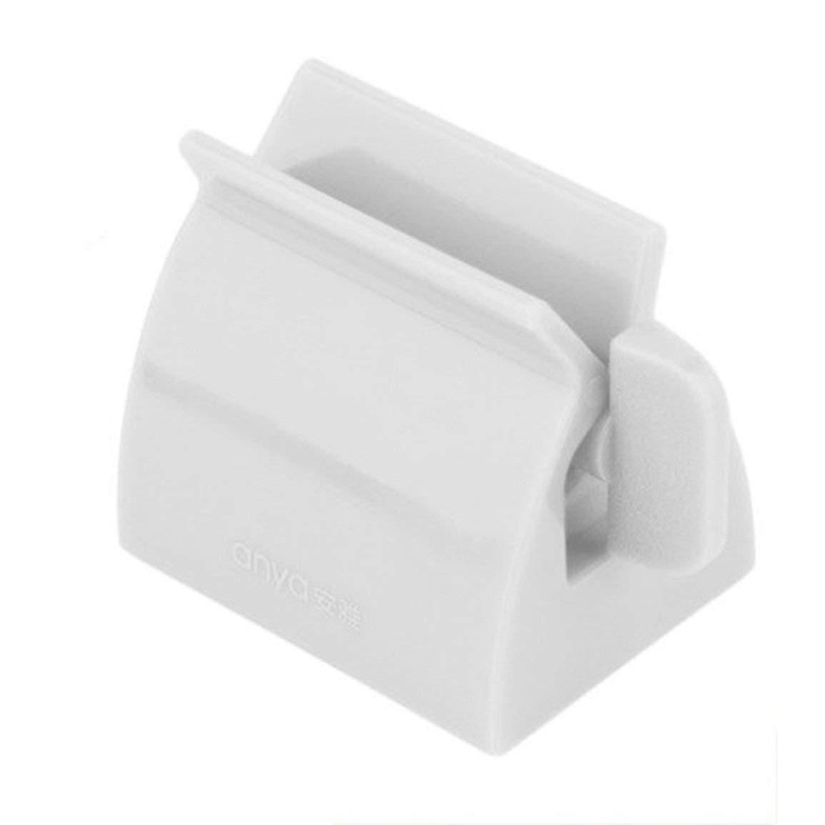 Colore: Bianco Garciayia Spremi Dentifricio Creativo per Bagno Creativo Spremi Dentifricio Creativo per Bagno in Plastica