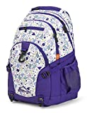 High Sierra Loop Backpack, Roswell UFO/Deep Purple