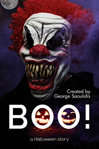 BOO! A Halloween Story (God Complex Universe) ()