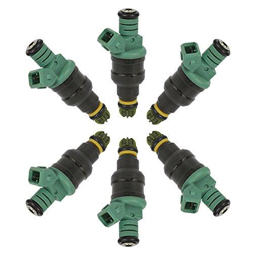 Fuel Injectors For BMW 325i 325is 525i M3 2.5L 3.0L 172cc