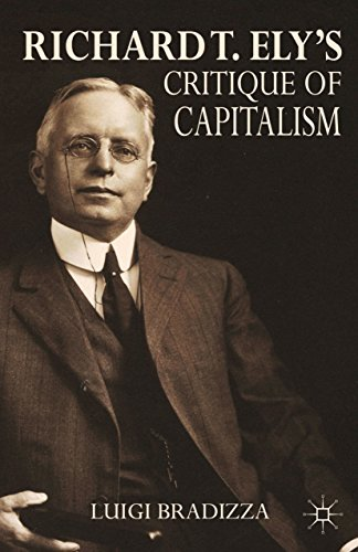 Download Richard T. Ely's Critique of Capitalism Pdf