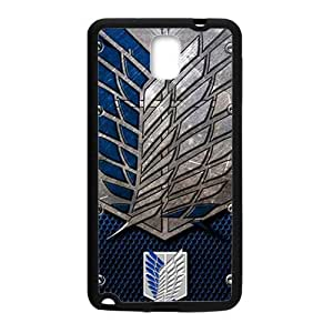 attack on titan Phone Case for Samsung Galaxy Note3 Case
