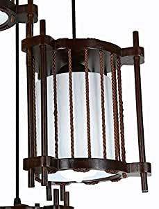 Tinko Pendant Light 47340-3p Wooden