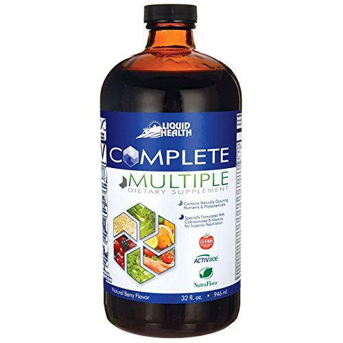 (Liquid Health Products Complete Multiple Original, 32 Fluid Ounce)