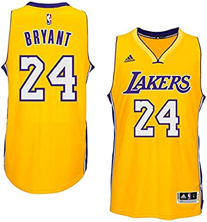 adidas NBA Kobe Bryant, Los Angeles Lakers Swingman Maillot en Jersey – Neuf