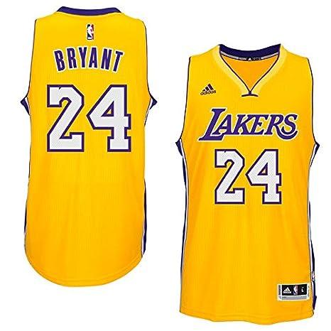 Camiseta Swingman de Kobe Bryant de Los Angeles Lakers, NBA ...