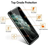 Milomdoi [4 Packs] 2 Pack Screen Protector +2
