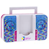 iCarly iWave Portable Speaker - iPod and MP3 Compatible