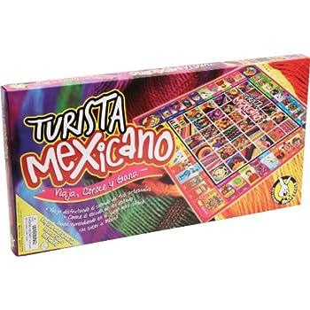 Amazon.com: 100 Mexicanos Dijeron Board Game Mini Size ...