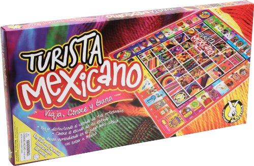 Turista Mexicano Game (Board Games Spanish)