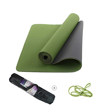 ZHP Esteras de Yoga Estera de Yoga Profesional ...