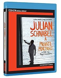 A Julian Schnabel: Private Portrait [Blu-ray]