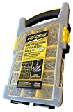Site-Case Interior Wood Screw Kit Contains 805 Screws in 8 Popular Sizes