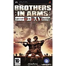 Brothers in Arms: D-Day (PSP) [Importación inglesa]