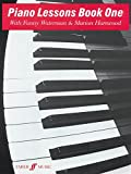 img - for Piano Lessons, Bk 1 (Faber Edition: The Waterman / Harewood Piano Series) book / textbook / text book