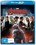 Avengers - Age of Ultron 3D Blu-ray