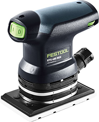400 Eq Sander - Festool 201221 RTS 400 REQ Orbital Rectangular Sander