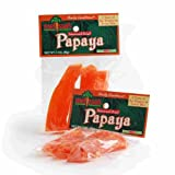 Melissa's Sweetened Dried Papaya, 3 packages (3 oz)