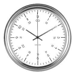 Karlsson Modern Wall Clock - Unique & Contemporary Wall Clock