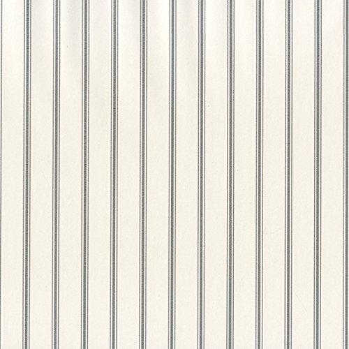 Norwall SY33933 Ticking Stripe Wallpaper