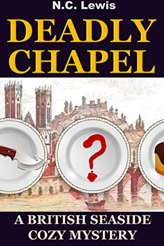 Deadly Chapel British Seaside Mystery ebook product image
