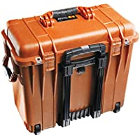 Pelican 1440 Camera Case With Foam (Orange)