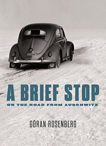 Seashore Stop - A Brief Stop On the Road From Auschwitz: A Memoir