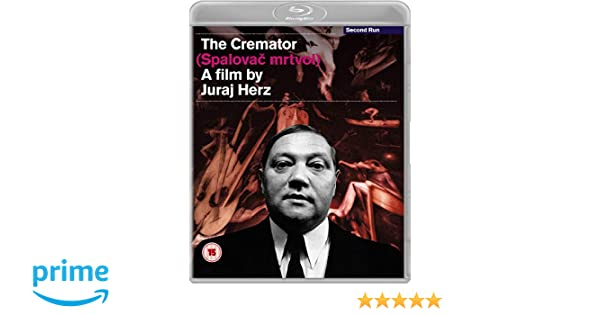 The Cremator [Blu-ray] [Reino Unido]: Amazon.es: Juraj Herz: Cine y Series TV