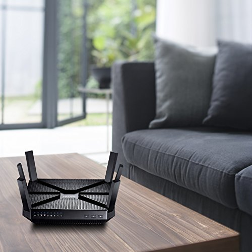 TP-Link AC3200 Wireless Wi-Fi Tri-Band Gigabit Router (Archer C3200)