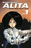capa de Battle Angel Alita - Volume 1