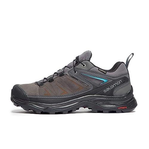 Salomon Chaussures Femme X Ultra 3 LTR GTX: Amazon.es: Zapatos y complementos