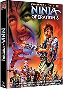 Ninja Operation 6 - Champion on Fire - Mediabook - Cover B ...
