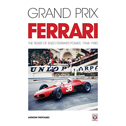 grand prix ferrari the years of enzo ferrari s power 1948 1980. Black Bedroom Furniture Sets. Home Design Ideas