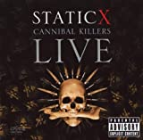 Static-X: Cannibal Killers Live (Audio CD)