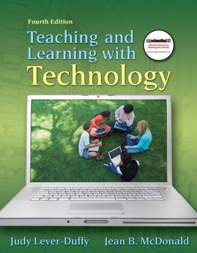 Teaching and Learning With Technology + Myeducationkit (Alternative Etext Formats)