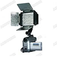 LED Video Light Lite for SAMSUNG SMX-F34, F40, F44, C10, C20, C14, K40, K45, HMX-H100, H104, H106, U20, R10, SC-DX-205, DX103, MX20, MX10